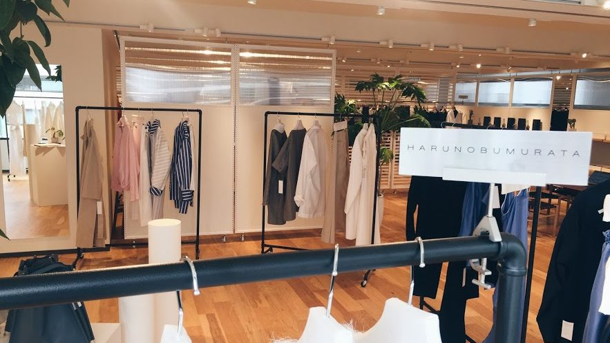 HARUNOBUMURATA Spring Summer 2020 Collection, Tokyo Exhibition