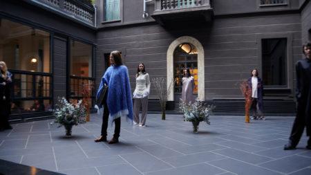HARUNOBUMURATA Autumn Winter 2020 Collection, Milan